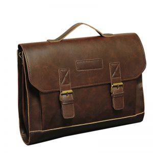 Leather Multi-purpose Laptop Bags