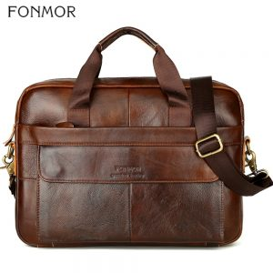 Men's Tote Briefcase