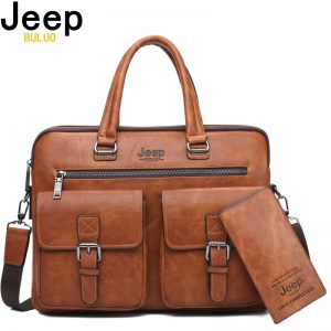Luxury Leather 13.3 inch Laptop Bag