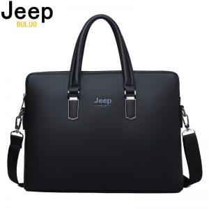 Slim Leather Laptop Bags