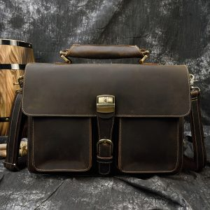 Leather Luxury Laptop Bags