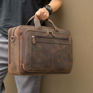 Leather Vintage Designer