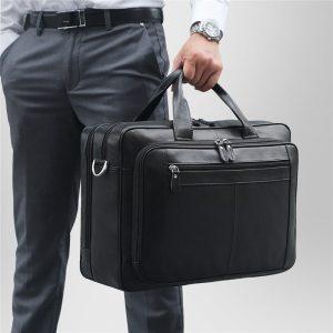 Professional Men's Briefcase Bags