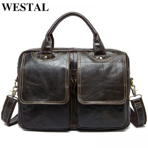 Leather 14 inch Laptop Bags