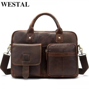Briefcase type Laptop Bags