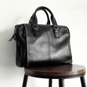 Genuine Cow Leather Laptop Bags